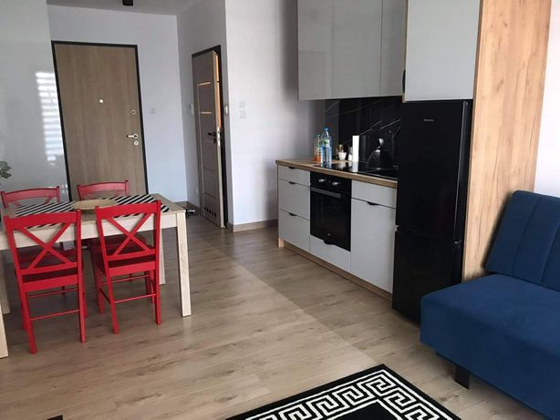 Apartament w nowym budownictwie