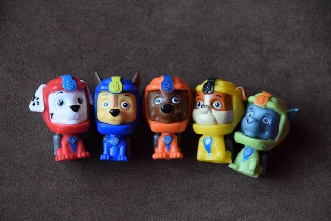 Zabawki figurki piesków Psi Patrol , Paw , Miami,