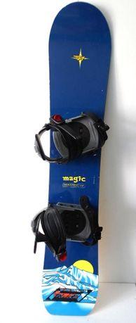 Deska snowboardowa snowboard Nidecker Magic 115