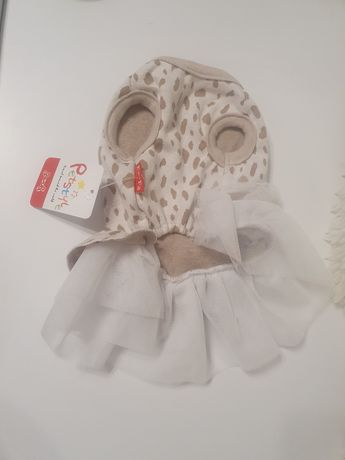 Sukienka dla małego pieska _ nowa