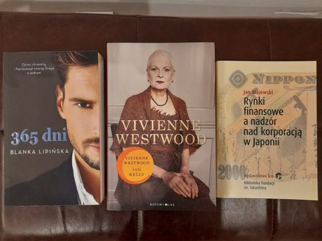 365 dni Lipińska Vivienne Westwood Rynki finansowe a nadzór nad korpor