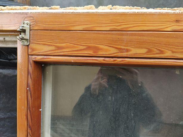 Вікна з модрини 247х160 та 197х160
