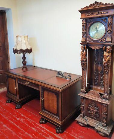 Трофейний довоєнний німецький письмовий стіл