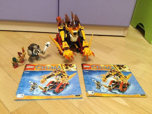 Lego chima 70144 оригінал