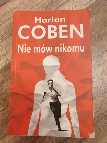 Nie mów nikomu Harlan Coben książka stan db
