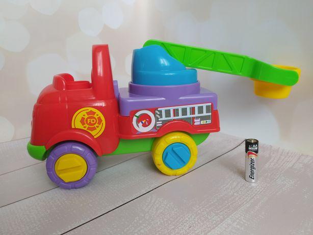 Fun time пожарная машина