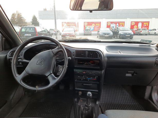 Nissan sunny GTI !