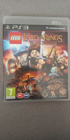 PS3 Gra LEGO Lord of the rings