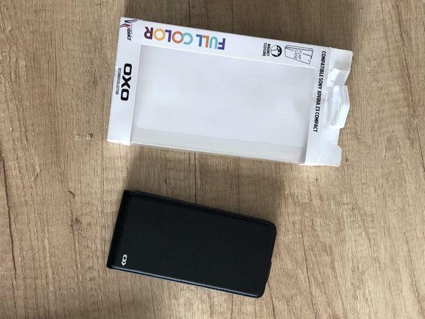 OXO etui Sony Z3 Compact czarne