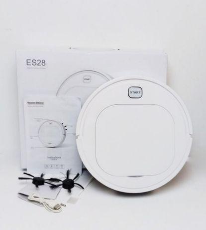 Функция: Всасывание, развертка, вакуум | Пылесос - робот ES28 Smart Ro