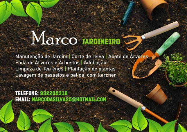 Jardineiro Marco