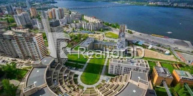 Продам квартиру в ЖК Амфитеатр, панорама, терраса! ул. Вернадского 35Т