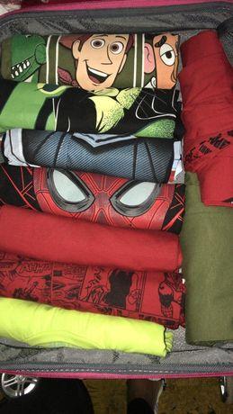 T shirts de Super Heróis Marvel originais e outras.