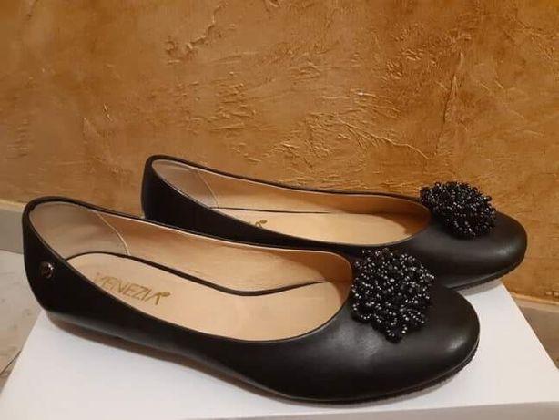 Baleriny buty venezia włoskie 37 rozmiar