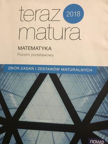 Teraz matura- matematyka zbiór zadań i zestawów maturalnych- podstawa