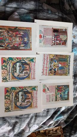 Pocztówki kolekcja