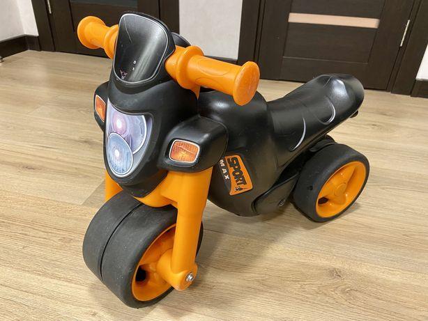 Мотоцикл детский BIG  беговел толокар