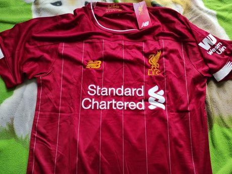 Koszulka Liverpool 2019/2020 new. Krk