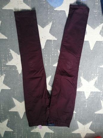 Spodnie eleganckie męskie Zara men