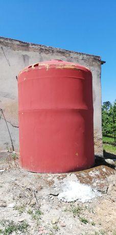 Depósito Fibra Água 6.000 litros