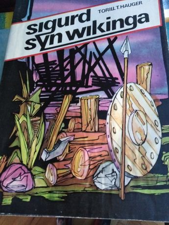 Sigurd Syn Wikinga - Torill T. Hauger