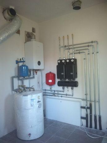 Hydraulik Ci pomoże instalacje gazowe rekuperacja pompa ciepła