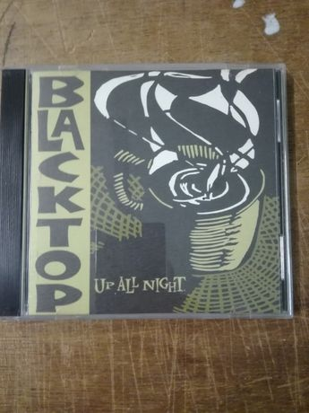 Cd - Blacktop - Up All Night