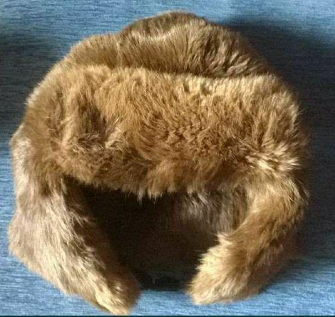 Kultowa czapka uchatka z lat 70tych