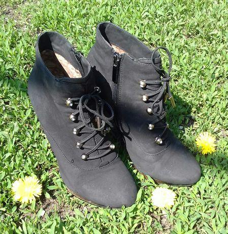 Ботильены, осенние ботинки, полуботинки