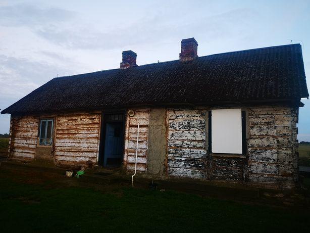 Sprzedam drewno dom do rozbiórki