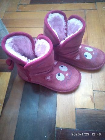 Уги, чобітки весна-осень ботинки