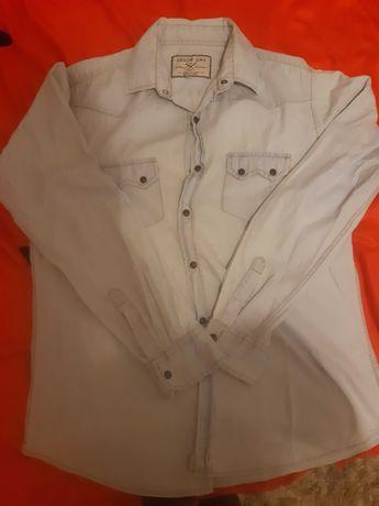 Koszula damska jeans