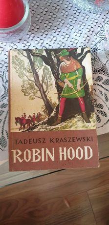 "Książka ""Robin Hood"" Aut. Tadeusz Kraszewski"