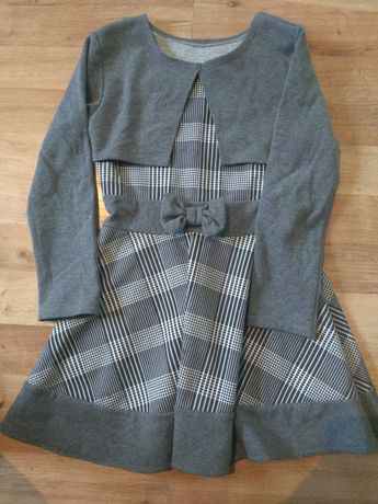Sukienka i 2 bluzy.