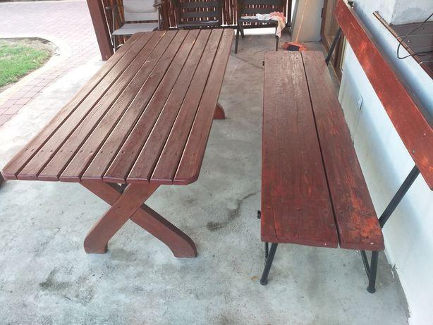 Stół z ławką