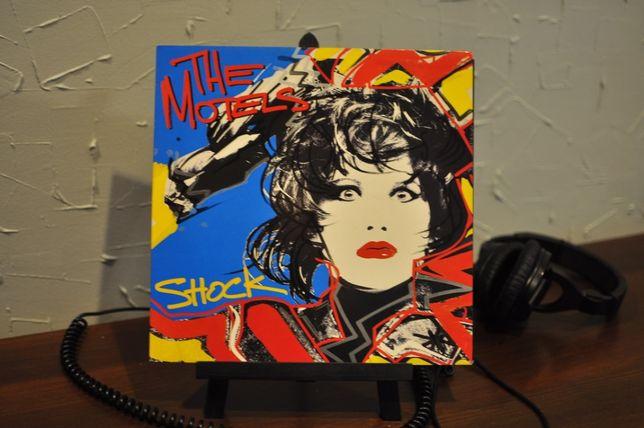 The Motels – Shock / Winyl Pop Rock [1985r]