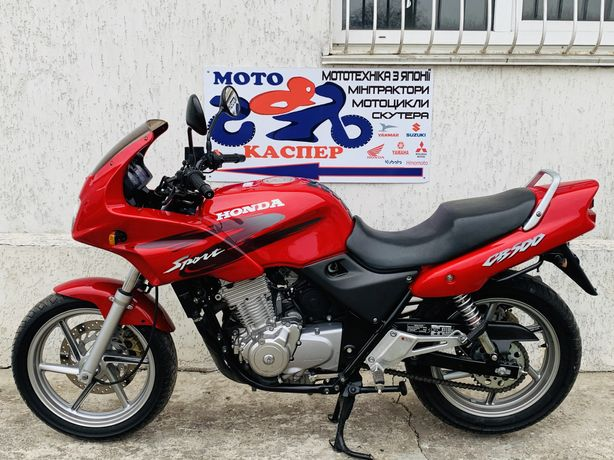Honda CB 500 S мото с германии
