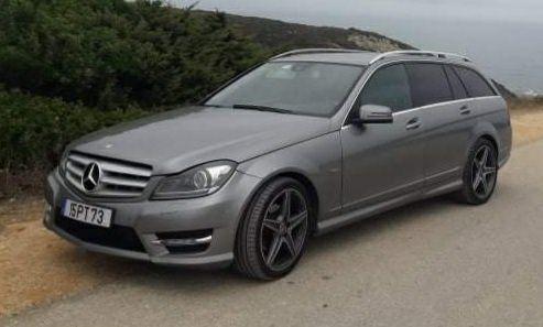 Mercedes c220cdi versão full extras AMG