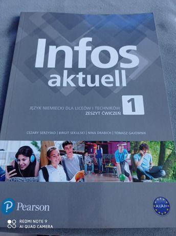 Infos  aktuell ćwiczenia 1 NOWE