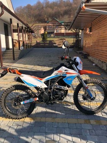Продам мотоцикл CRDX 200 18/21