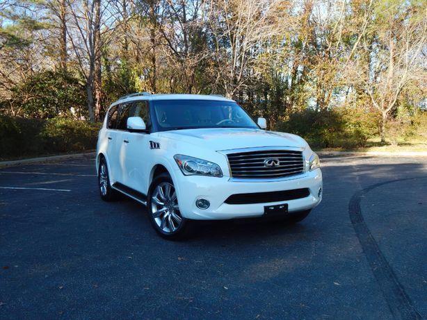Продається авто Infiniti QX56 2012