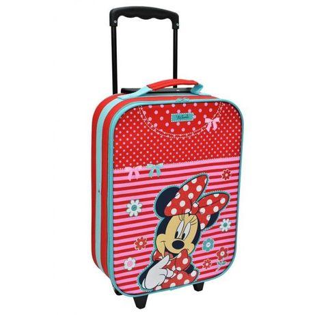 walizka na kółkach myszka minnie