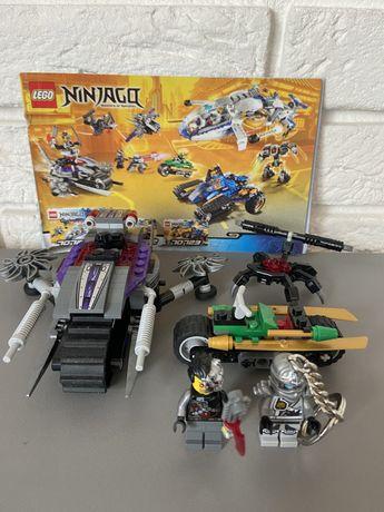 Lego Ninjago 70722 Atak OverBorga