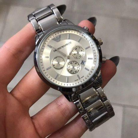 Мужские наручные часы Emporio Armani. Классические