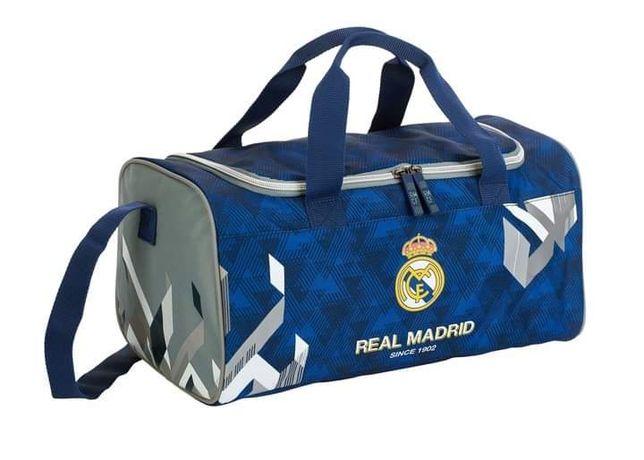 Torba treningowa Real Madryt