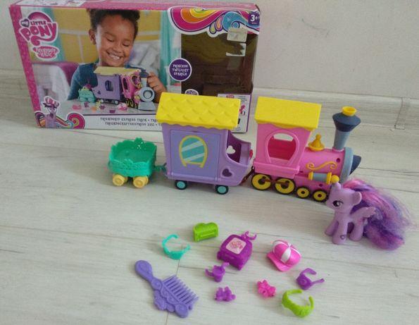 "My Little Pony ""Поезд дружбы"""
