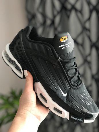 "Nike Air Max Plus Tn 3 ""Czarny \ Biały"""