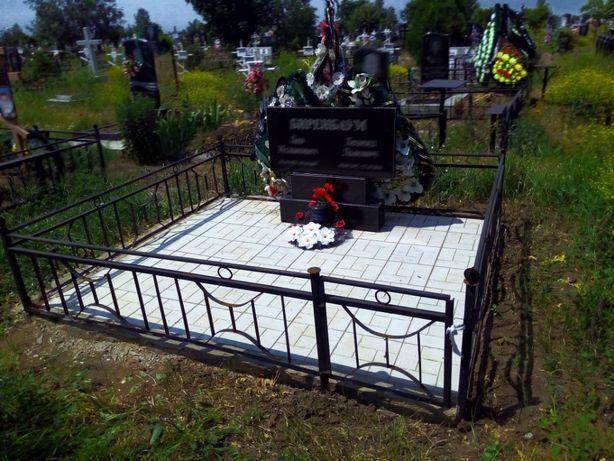 Уборка могил ( реставрация )