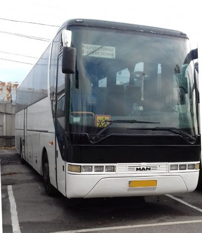 Автобус MAN S2000 , 2000г.в, 49+1+1 мест
