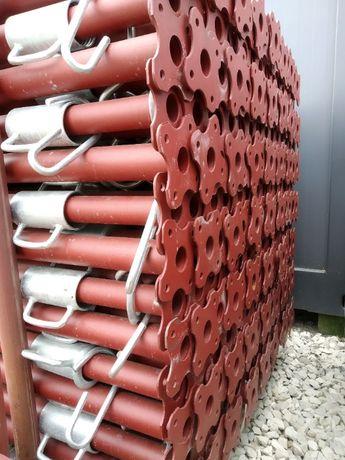 Podpora stropowa lekka lakierowana 3 metry szalunki stemple sztyce